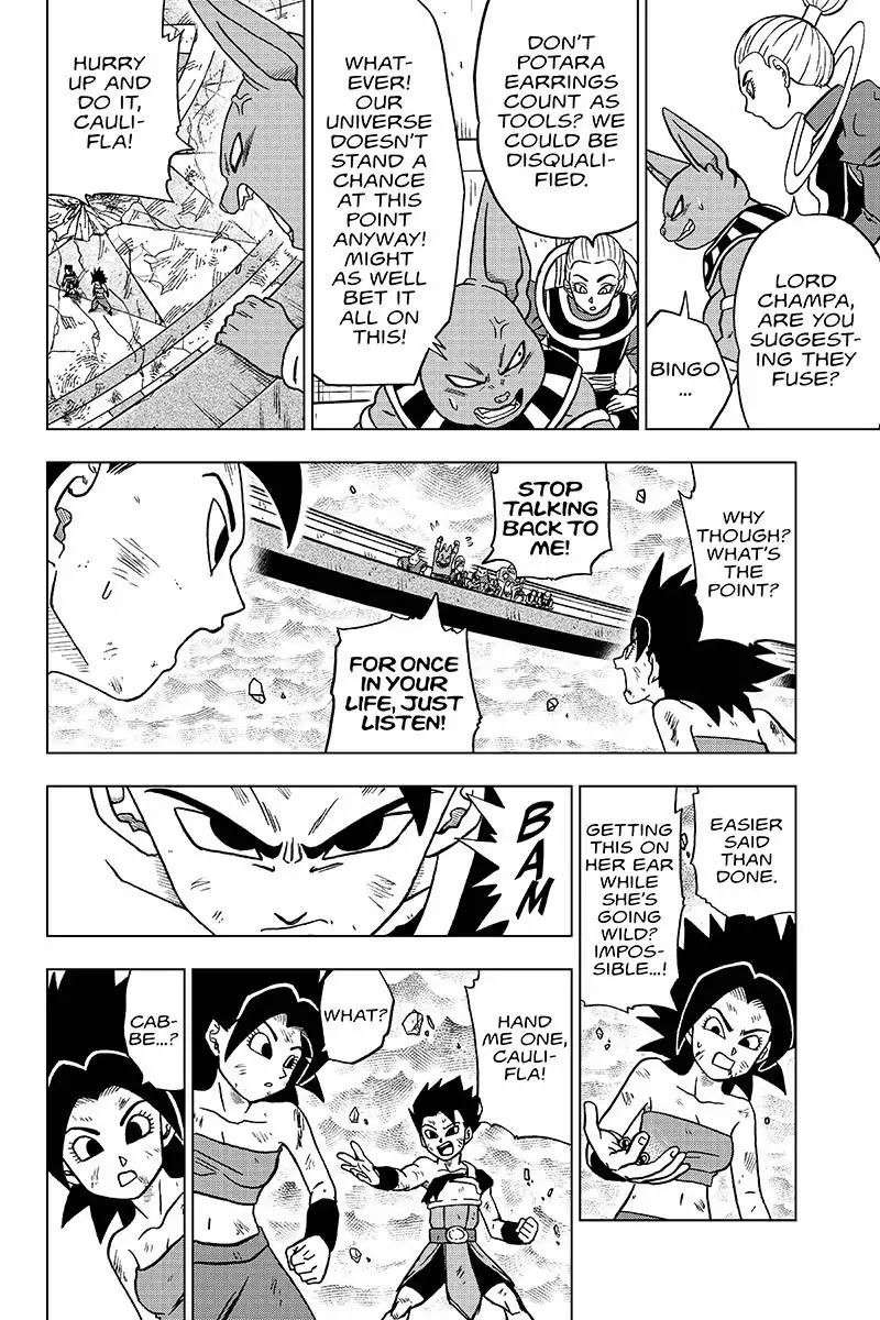 Dragon Ball Super Chapter 38  Online Free Manga Read Image 30