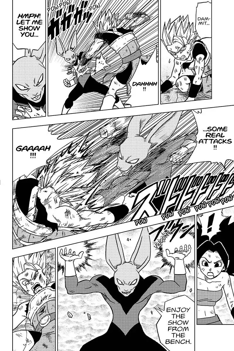 Dragon Ball Super Chapter 38  Online Free Manga Read Image 32