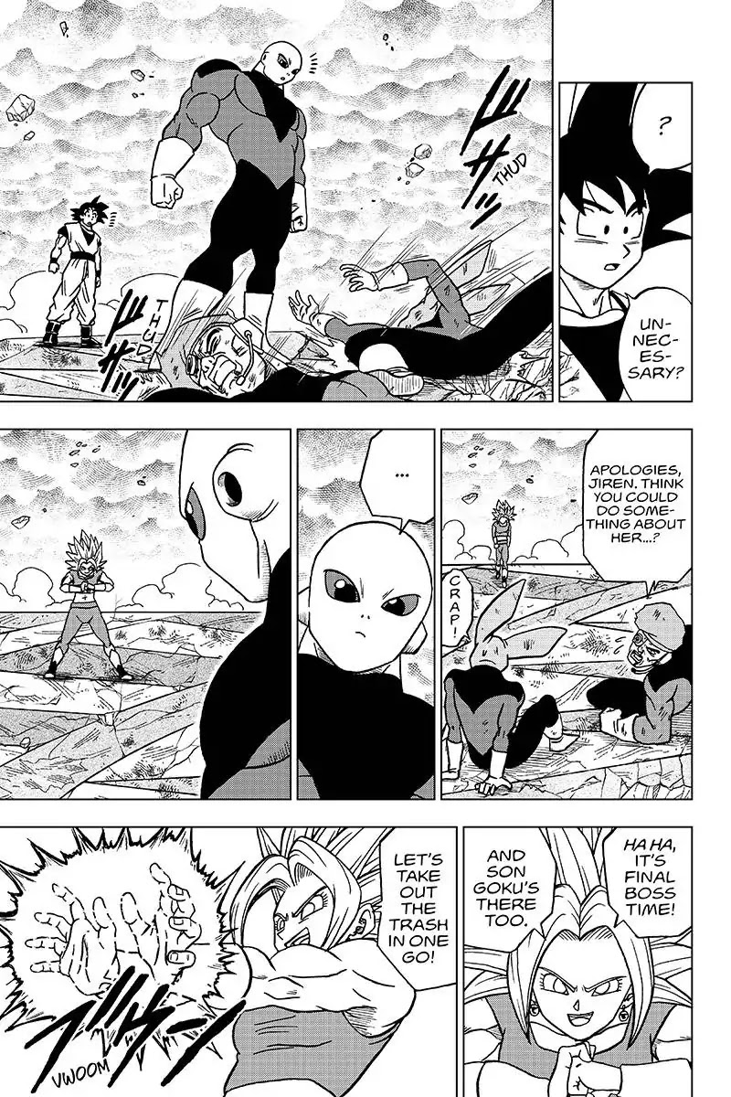 Dragon Ball Super Chapter 38  Online Free Manga Read Image 43