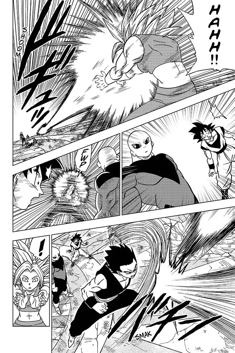 Dragon Ball Super Chapter 38  Online Free Manga Read Image 44