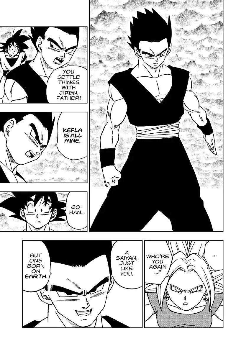 Dragon Ball Super Chapter 38  Online Free Manga Read Image 45