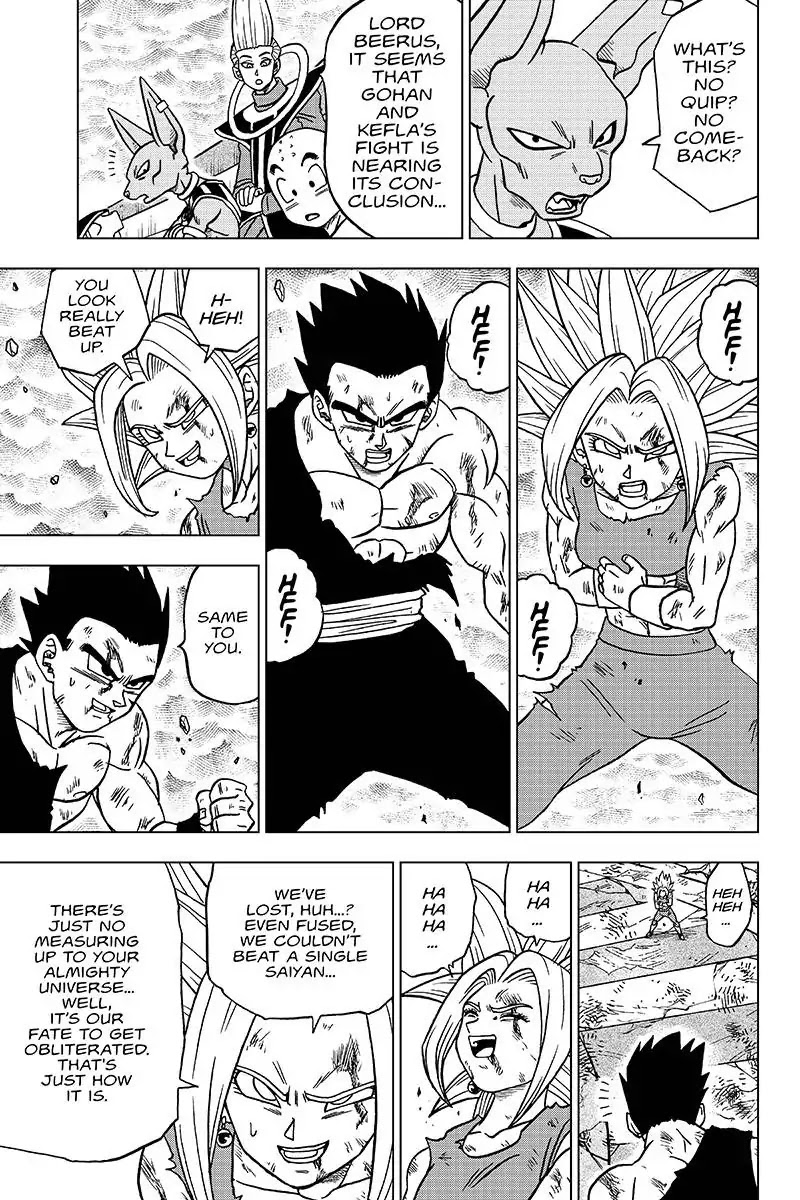 Dragon Ball Super Chapter 39  Online Free Manga Read Image 12