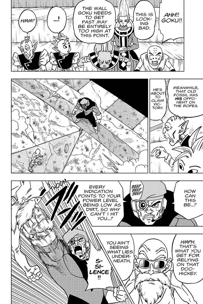 Dragon Ball Super Chapter 39  Online Free Manga Read Image 25