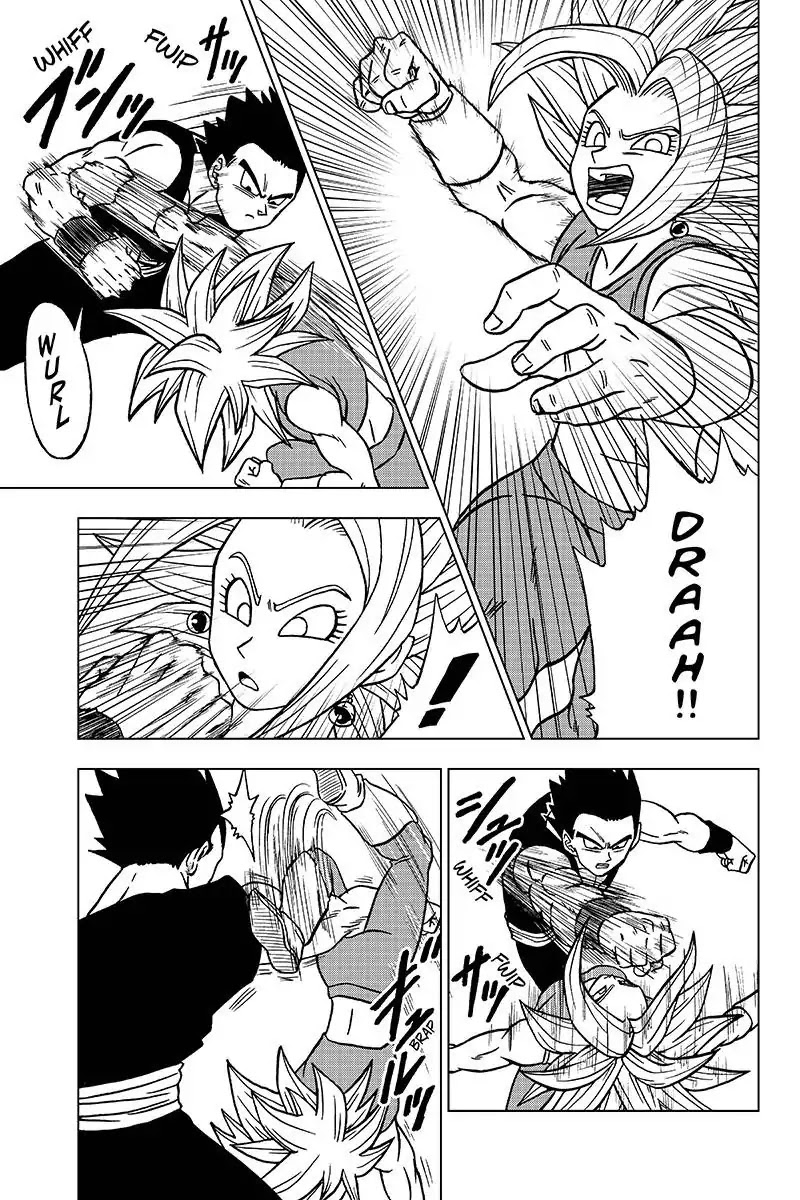 Dragon Ball Super Chapter 39  Online Free Manga Read Image 4