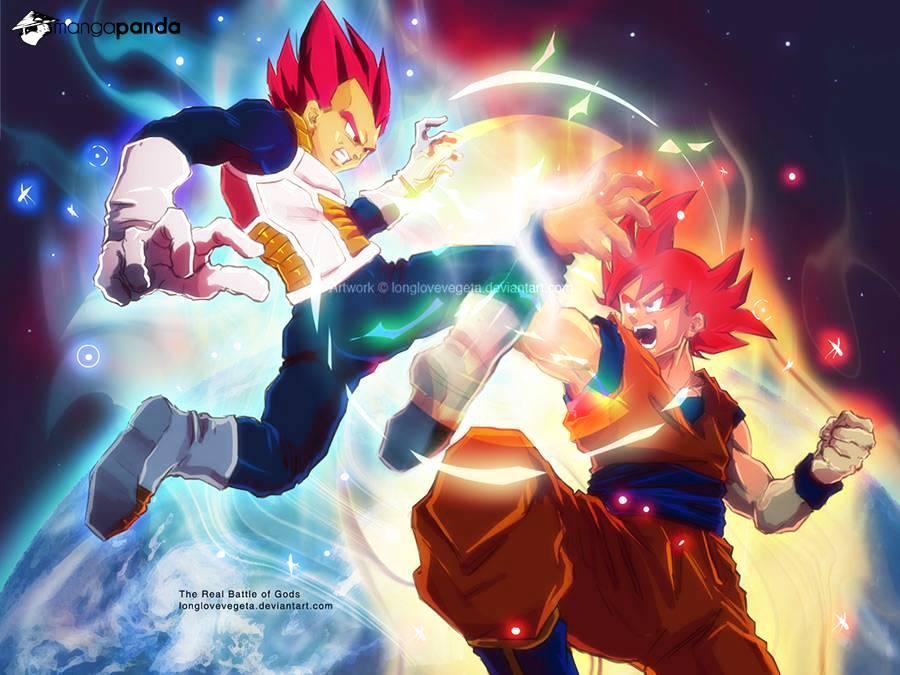 Dragon Ball Super Chapter 4  Online Free Manga Read Image 21