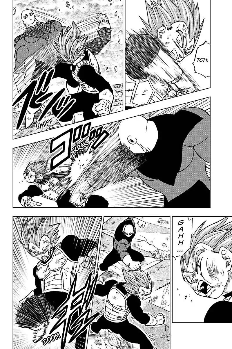 Dragon Ball Super Chapter 40  Online Free Manga Read Image 14