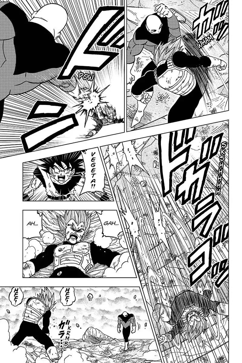 Dragon Ball Super Chapter 40  Online Free Manga Read Image 15