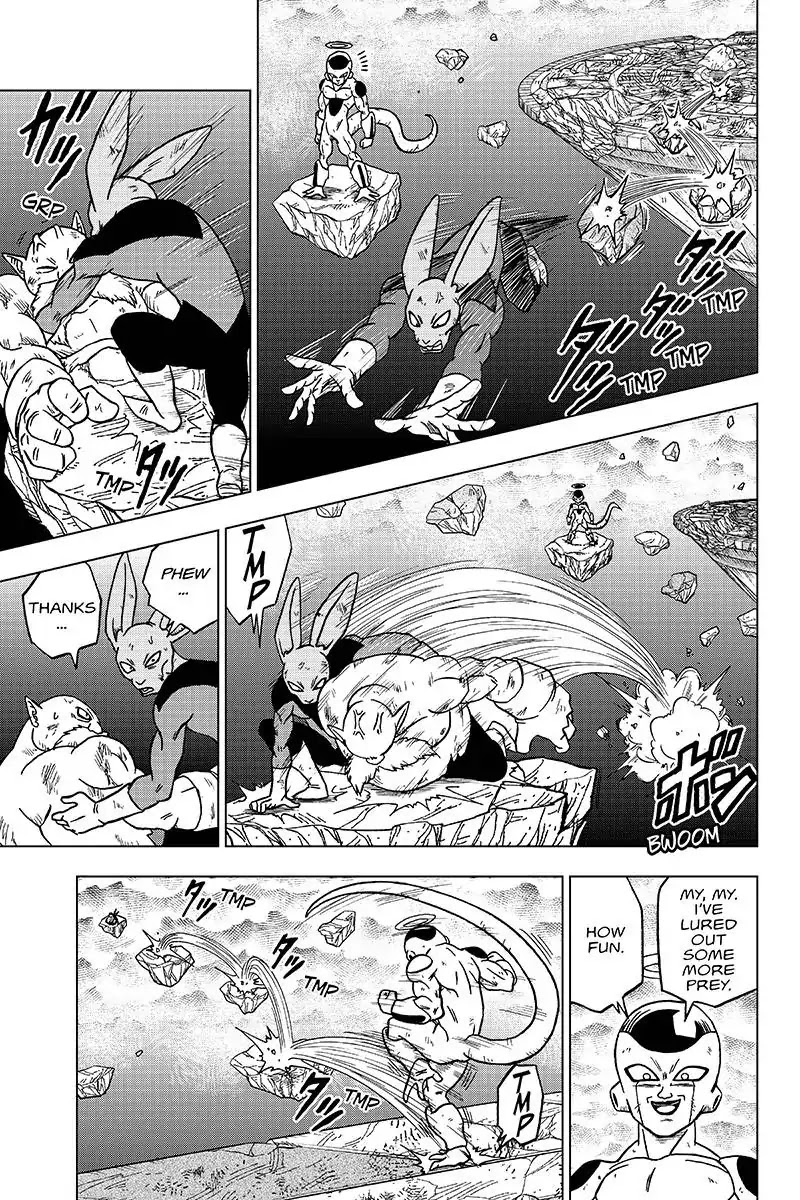Dragon Ball Super Chapter 40  Online Free Manga Read Image 19