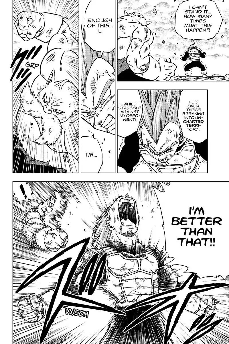 Dragon Ball Super Chapter 40  Online Free Manga Read Image 2