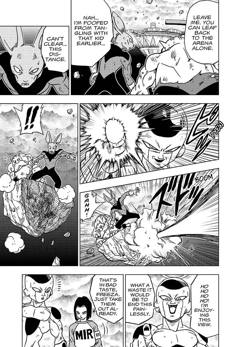 Dragon Ball Super Chapter 40  Online Free Manga Read Image 21