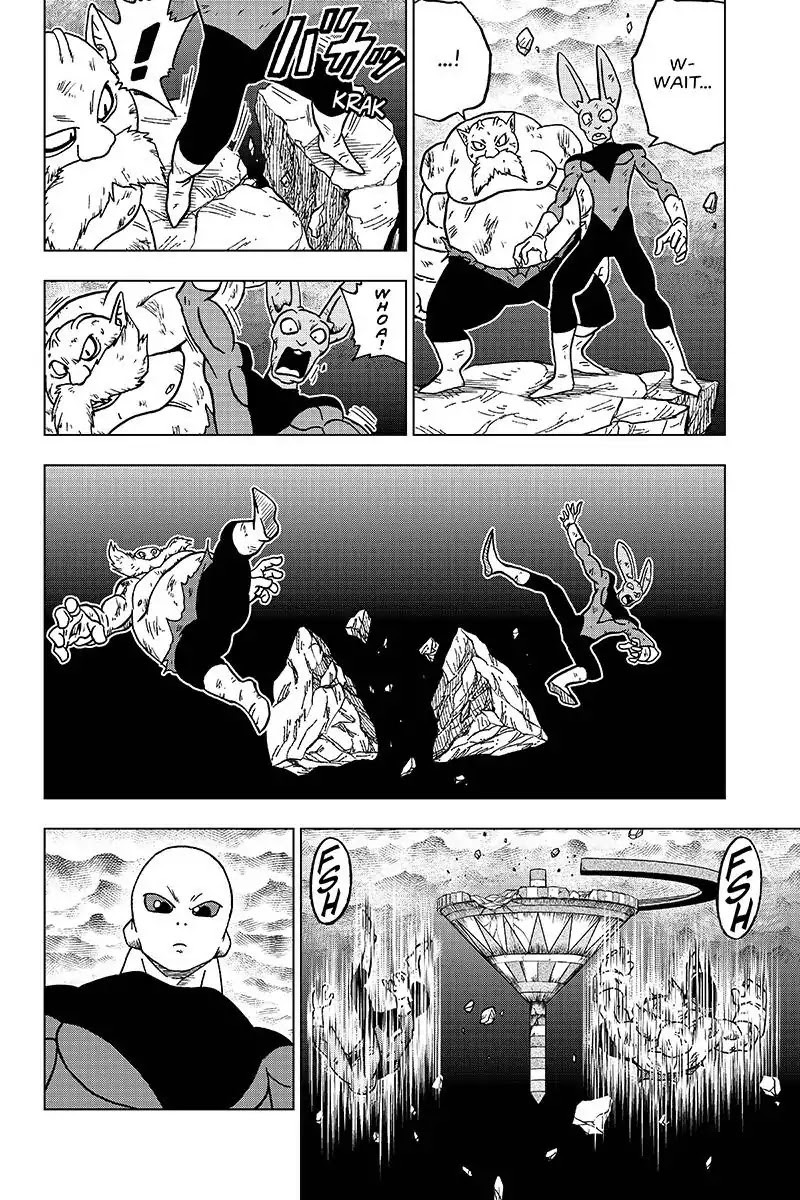 Dragon Ball Super Chapter 40  Online Free Manga Read Image 28