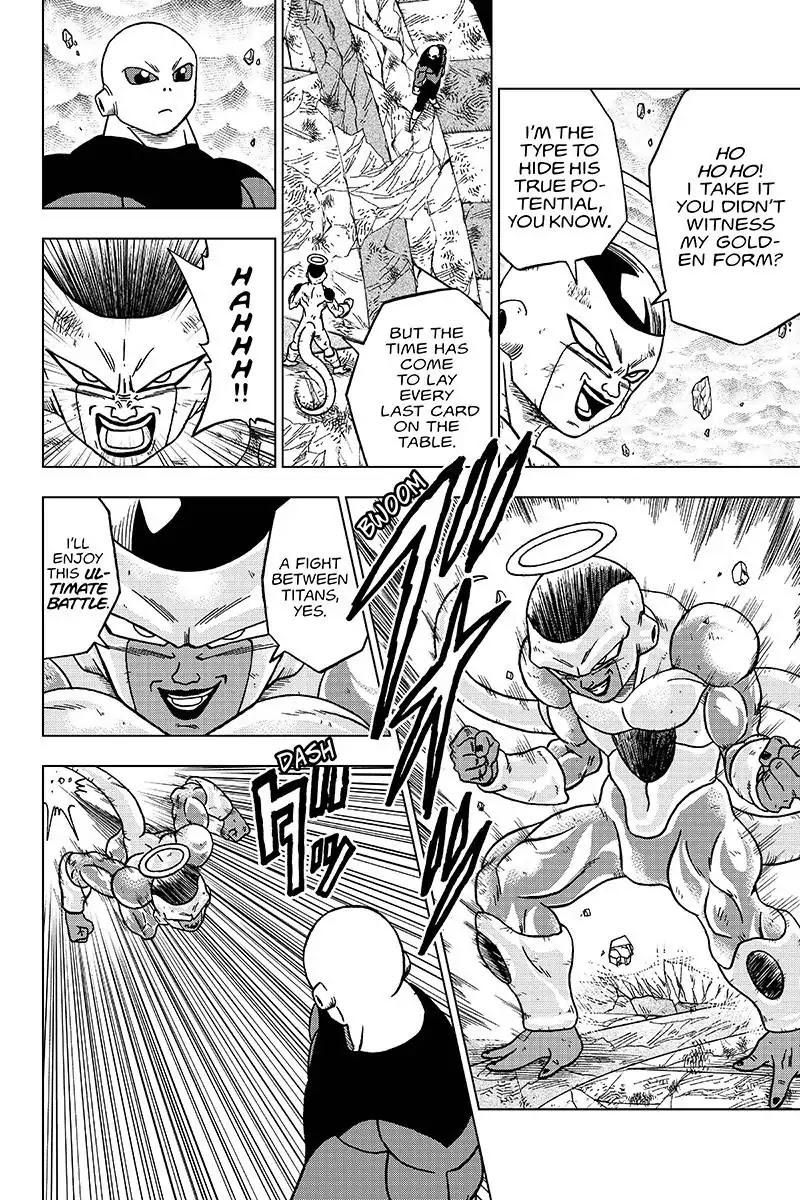 Dragon Ball Super Chapter 40  Online Free Manga Read Image 30