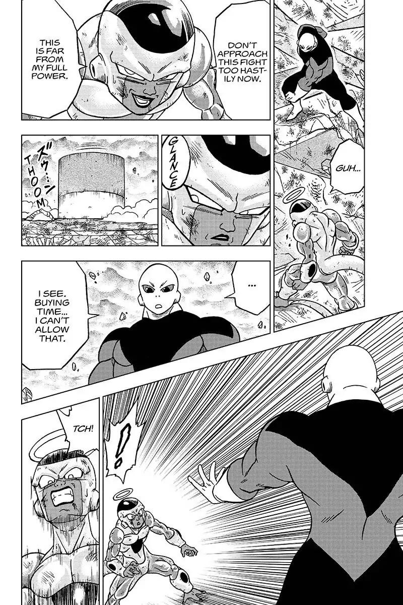 Dragon Ball Super Chapter 40  Online Free Manga Read Image 32
