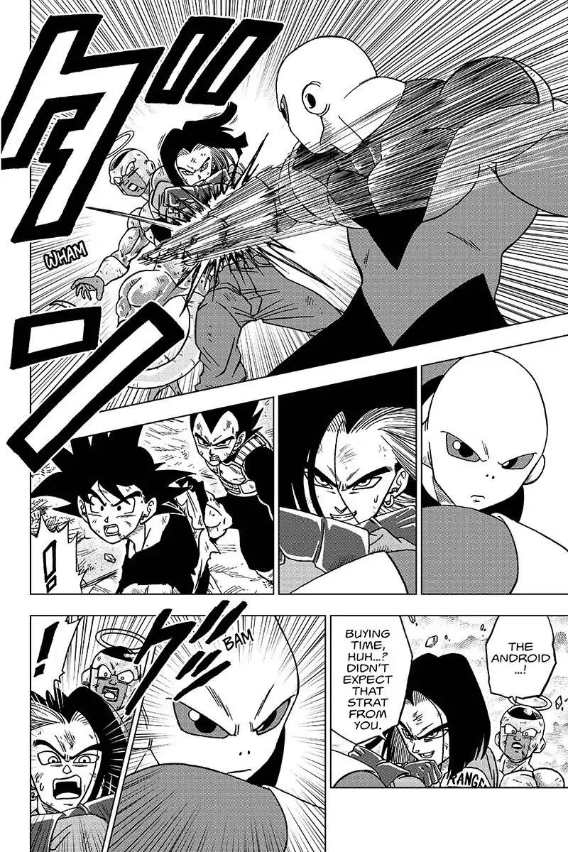 Dragon Ball Super Chapter 40  Online Free Manga Read Image 34