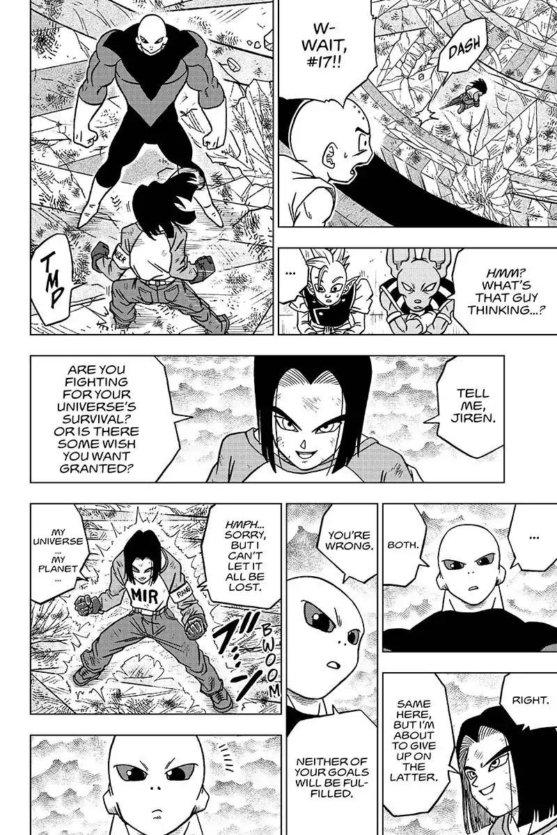 Dragon Ball Super Chapter 40  Online Free Manga Read Image 38