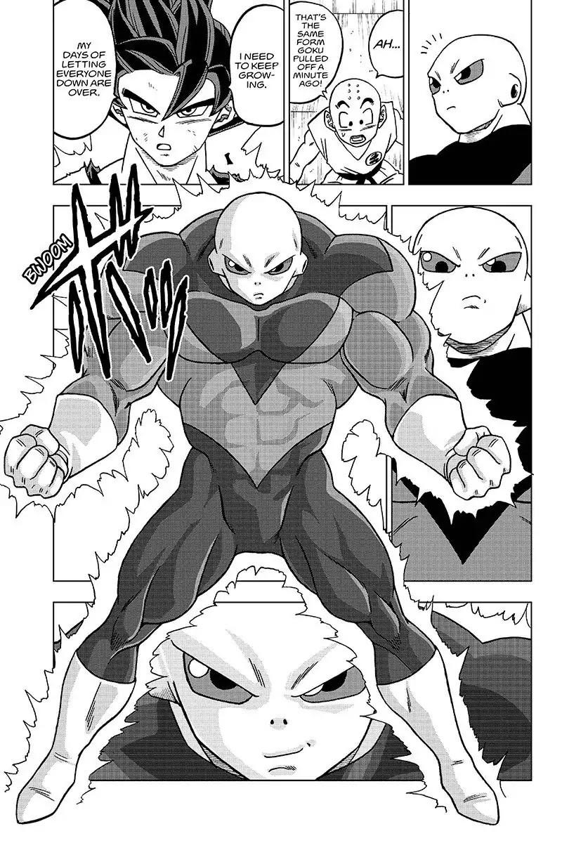 Dragon Ball Super Chapter 40  Online Free Manga Read Image 45
