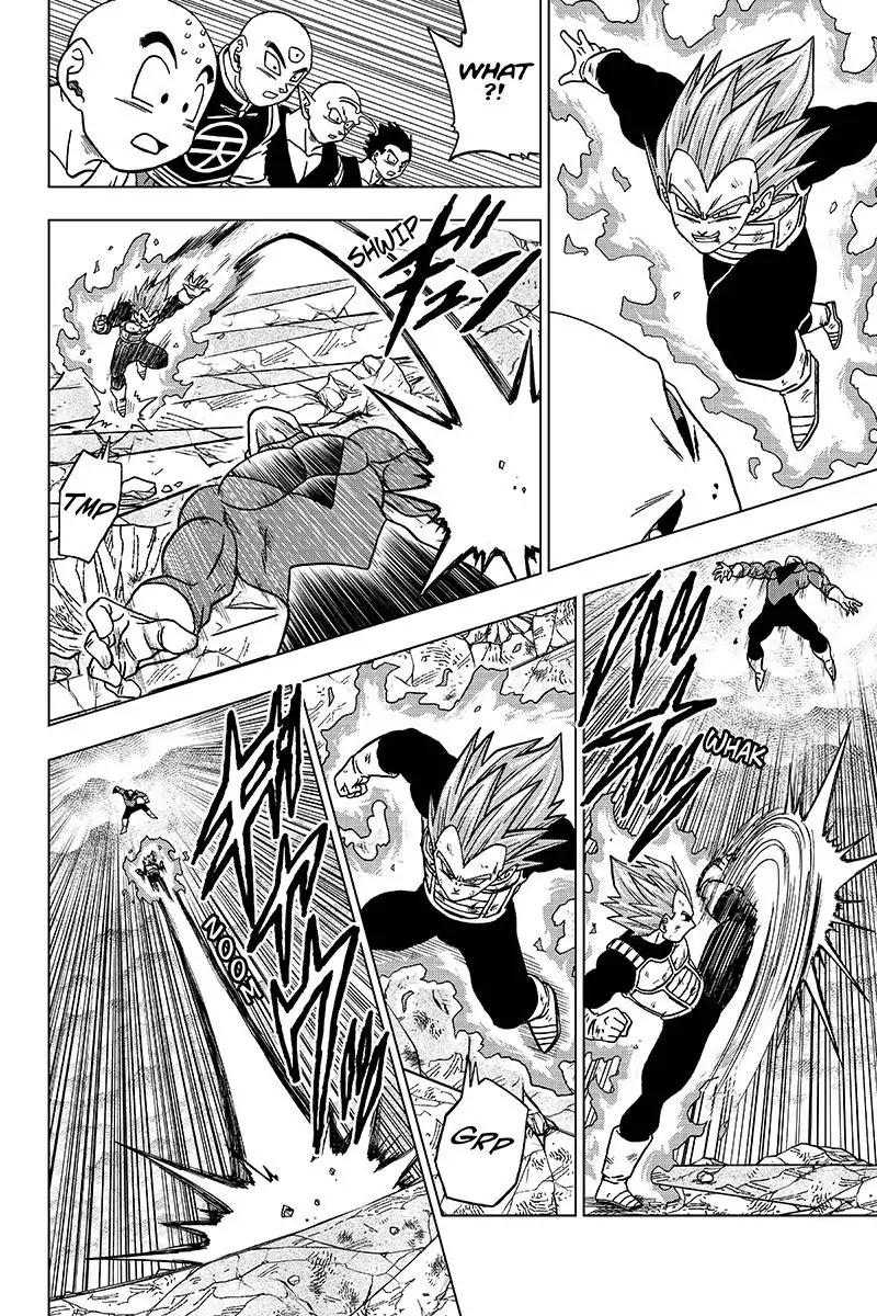 Dragon Ball Super Chapter 40  Online Free Manga Read Image 6