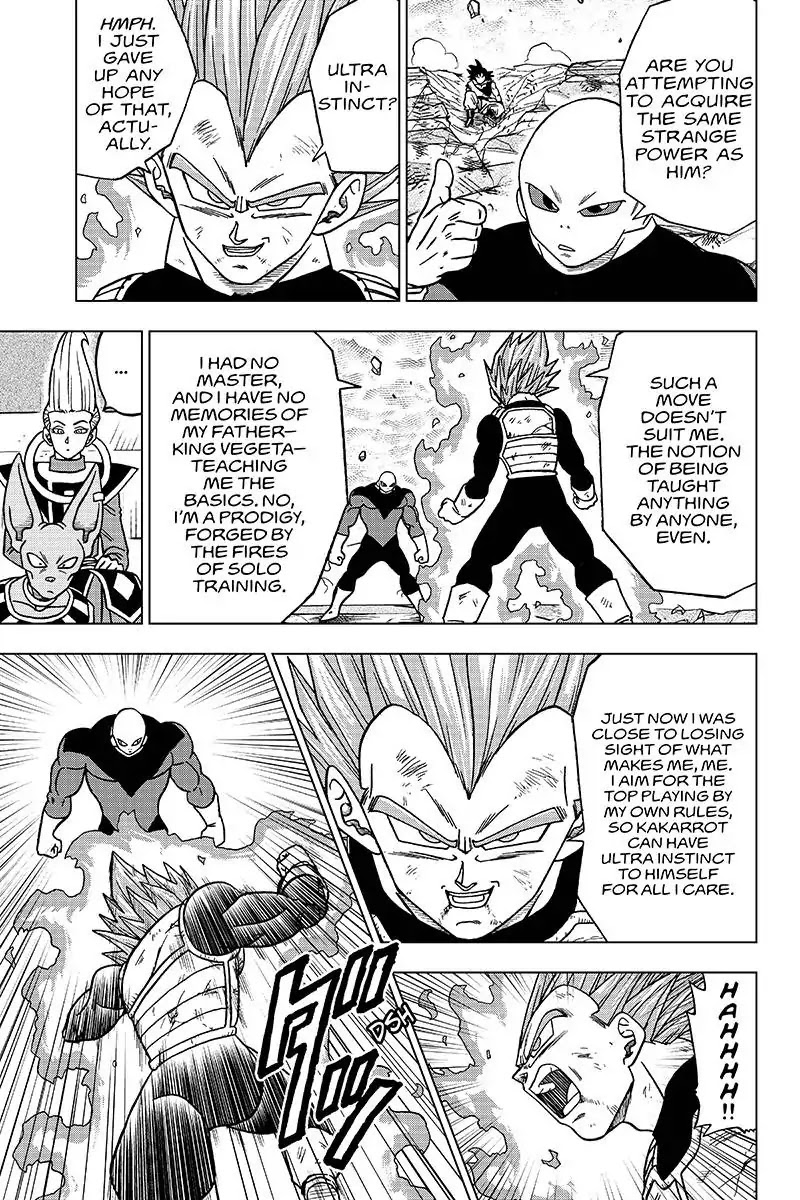 Dragon Ball Super Chapter 40  Online Free Manga Read Image 9