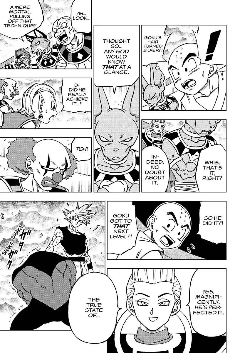 Dragon Ball Super Chapter 41  Online Free Manga Read Image 13