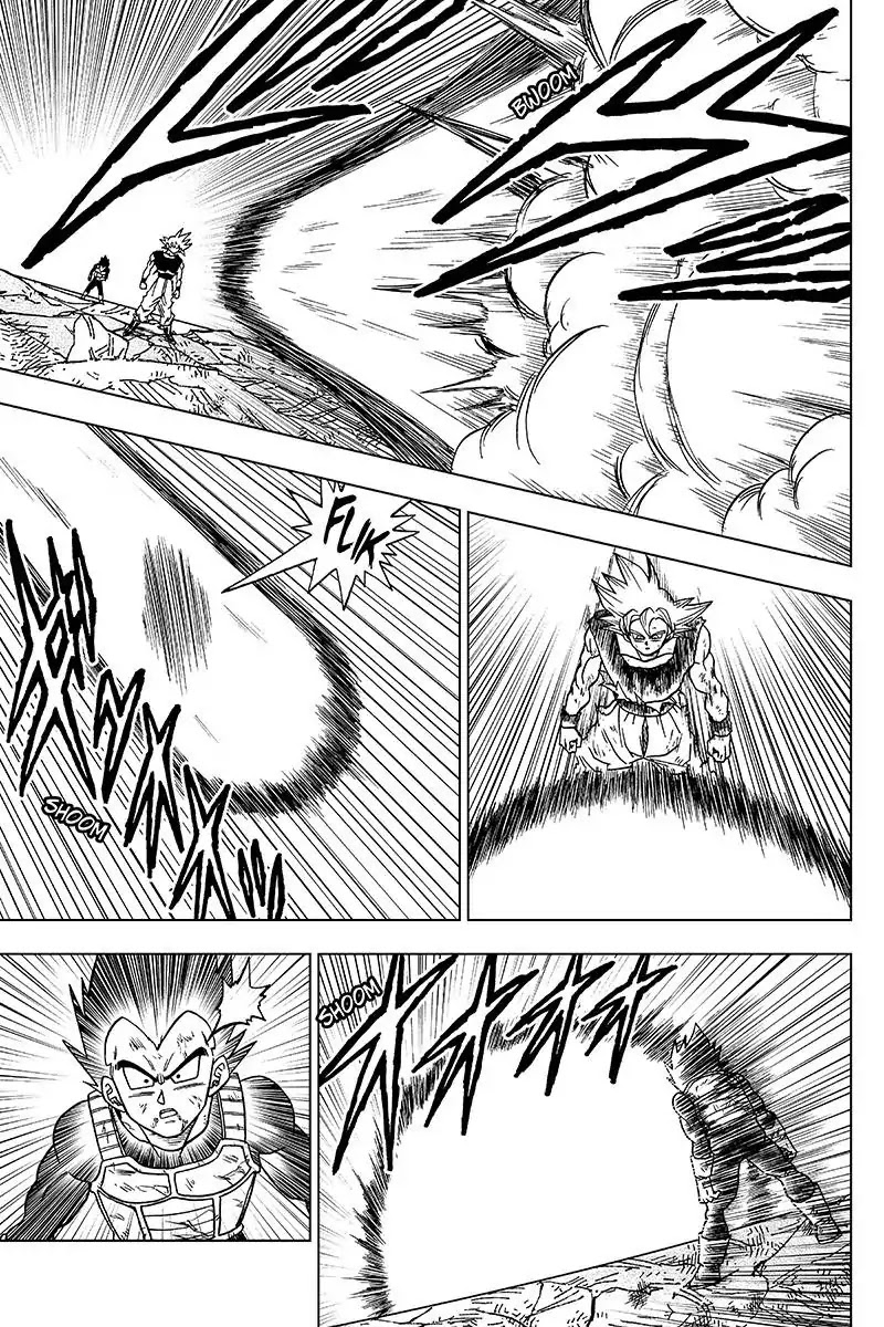 Dragon Ball Super Chapter 41  Online Free Manga Read Image 19