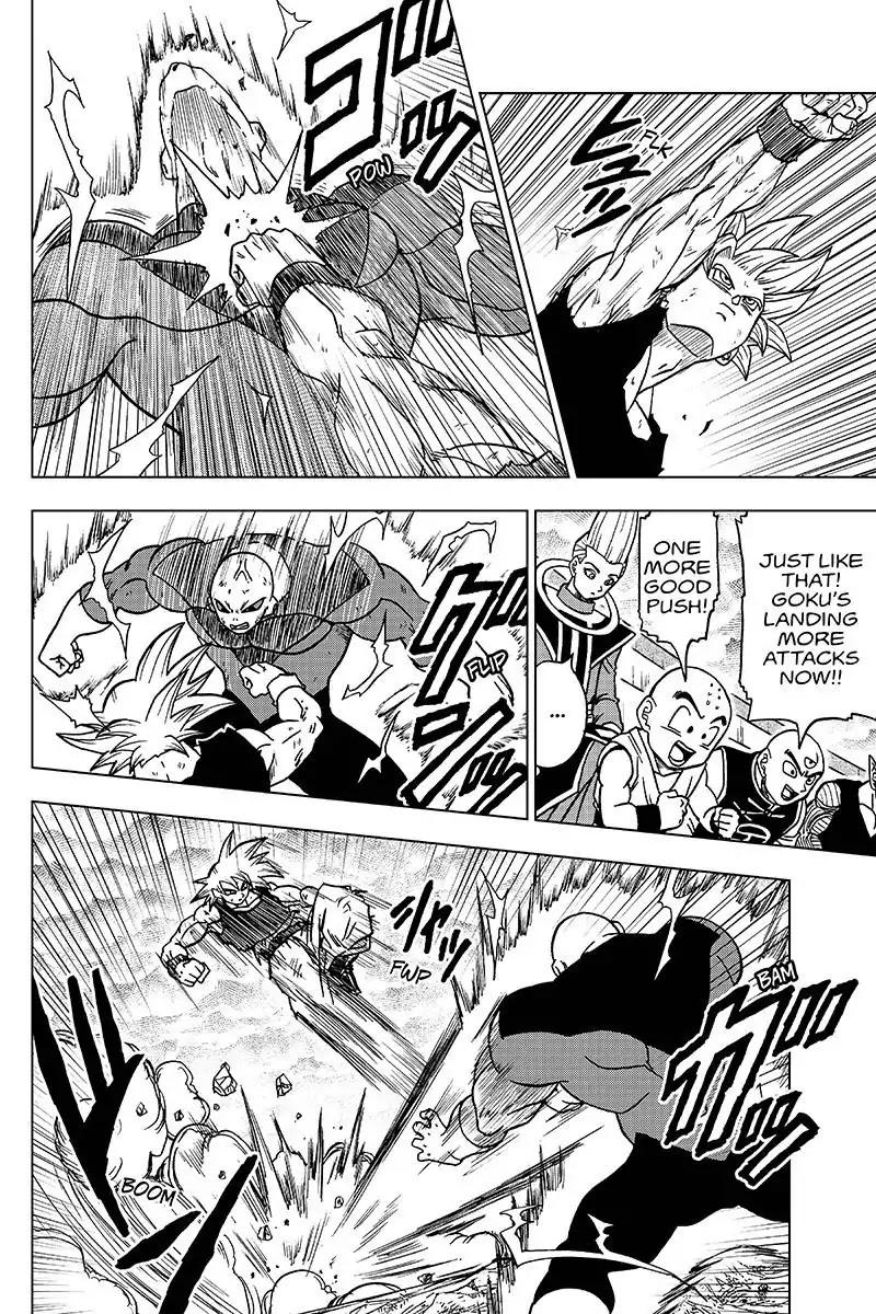 Dragon Ball Super Chapter 41  Online Free Manga Read Image 28