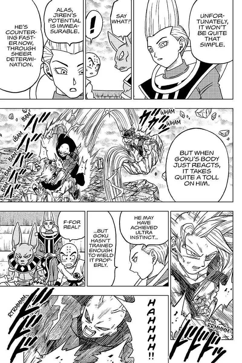 Dragon Ball Super Chapter 41  Online Free Manga Read Image 29