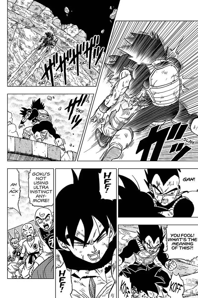 Dragon Ball Super Chapter 41  Online Free Manga Read Image 36