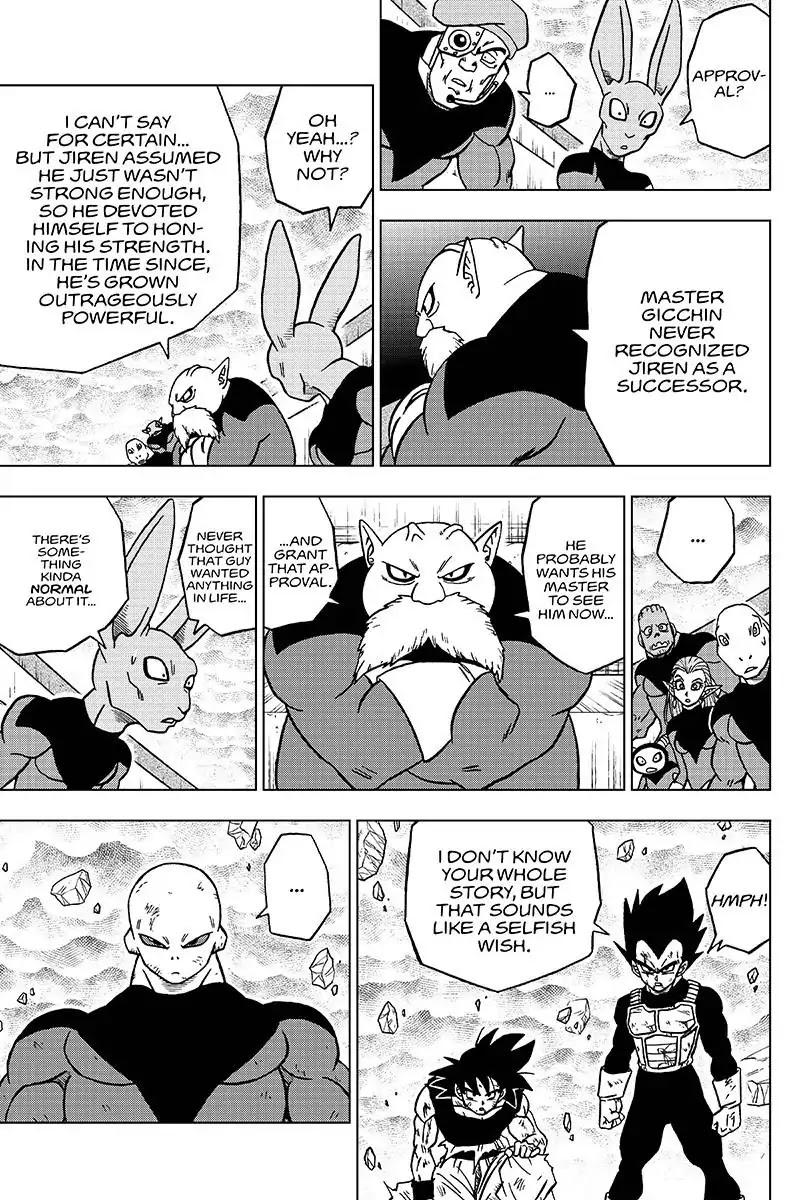 Dragon Ball Super Chapter 41  Online Free Manga Read Image 39