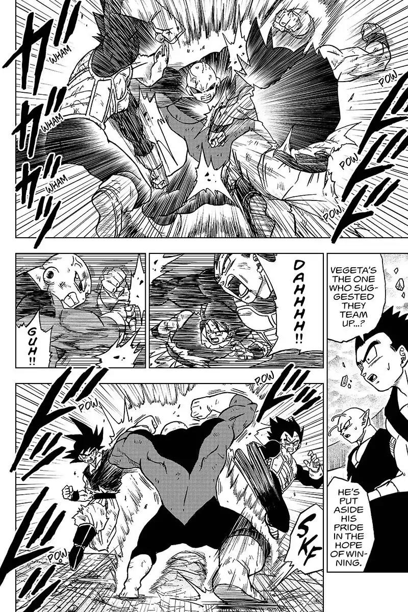 Dragon Ball Super Chapter 41  Online Free Manga Read Image 42