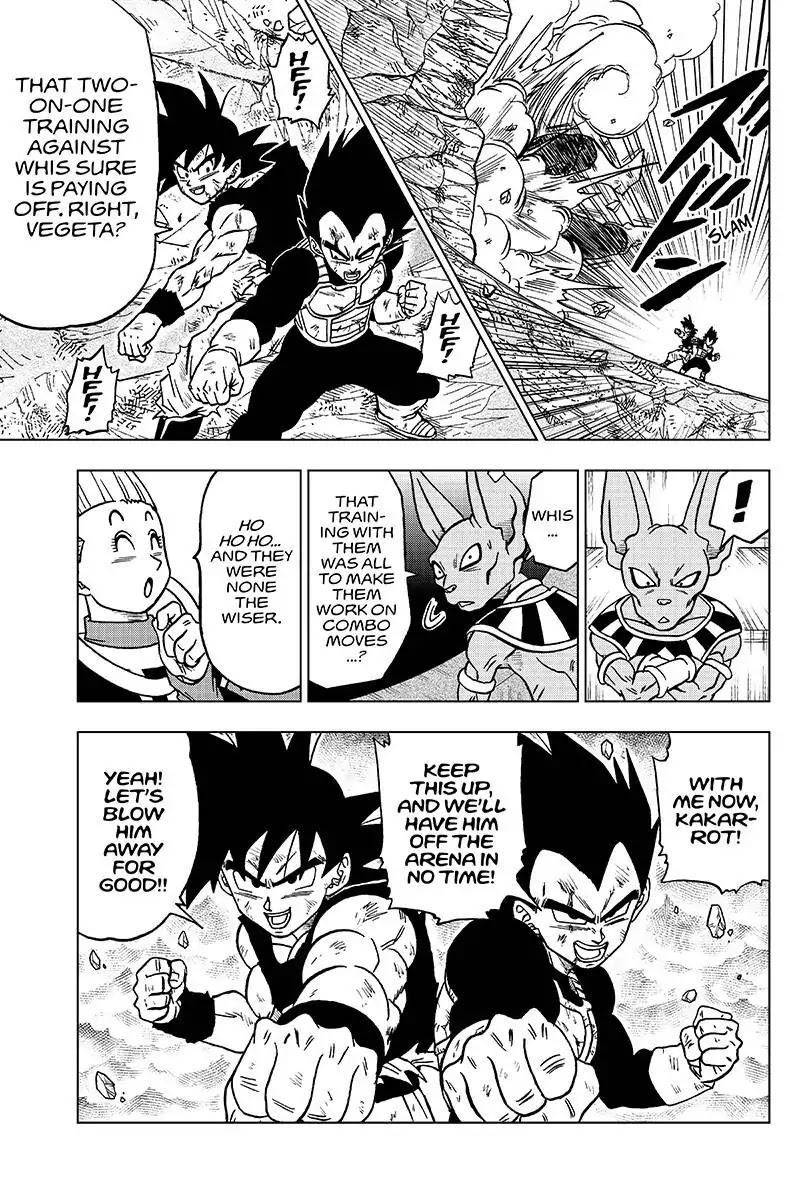 Dragon Ball Super Chapter 41  Online Free Manga Read Image 45