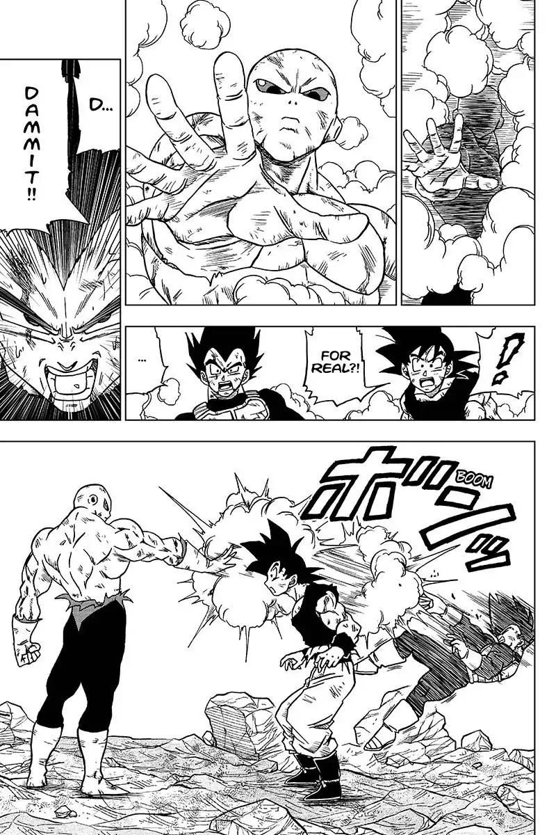 Dragon Ball Super Chapter 42  Online Free Manga Read Image 11
