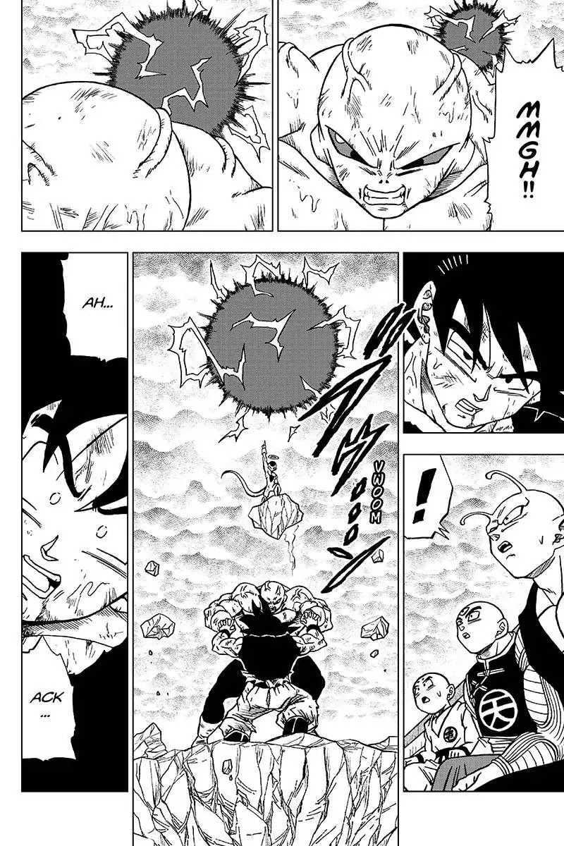 Dragon Ball Super Chapter 42  Online Free Manga Read Image 14
