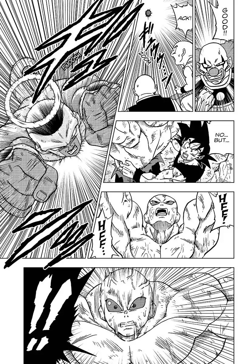 Dragon Ball Super Chapter 42  Online Free Manga Read Image 19