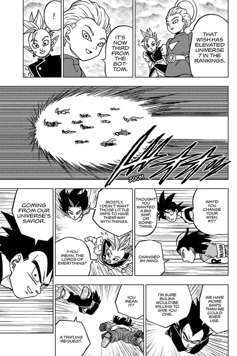 Dragon Ball Super Chapter 42  Online Free Manga Read Image 29