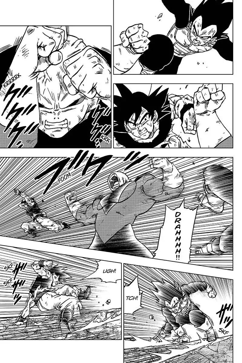 Dragon Ball Super Chapter 42  Online Free Manga Read Image 3