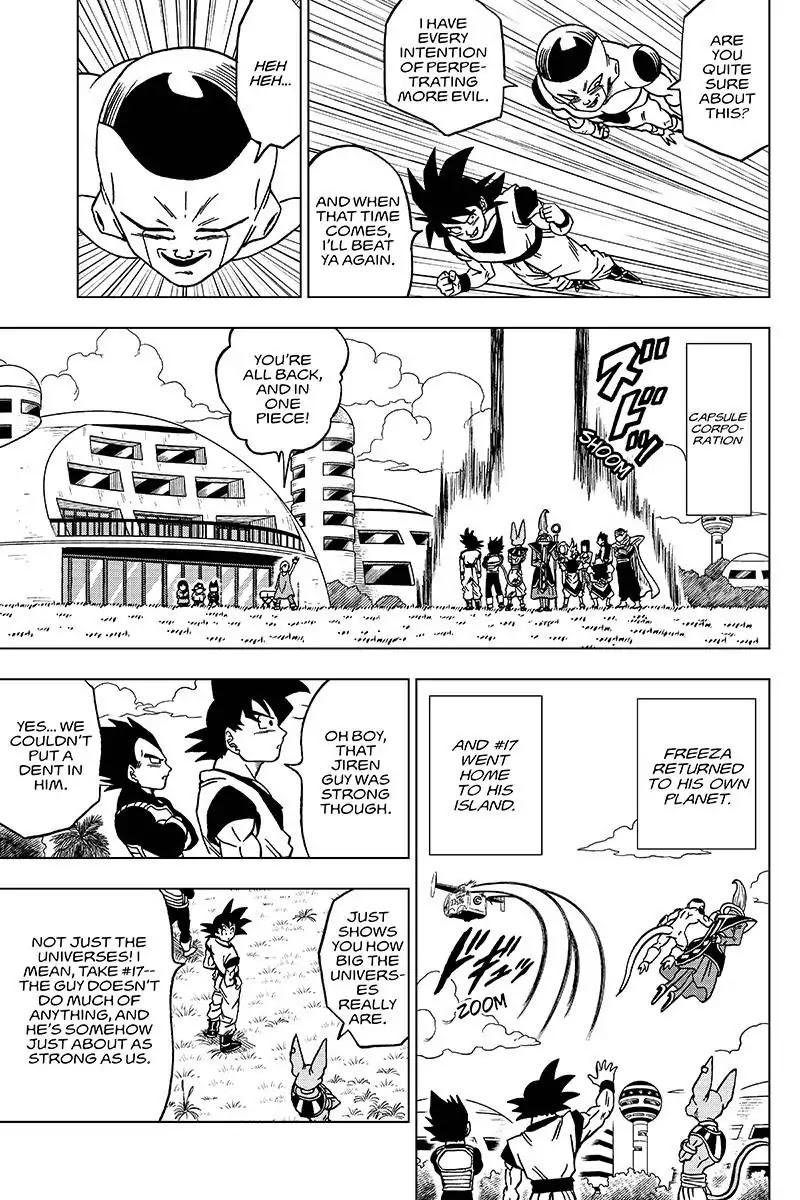 Dragon Ball Super Chapter 42  Online Free Manga Read Image 31