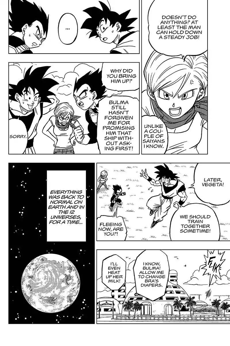Dragon Ball Super Chapter 42  Online Free Manga Read Image 32