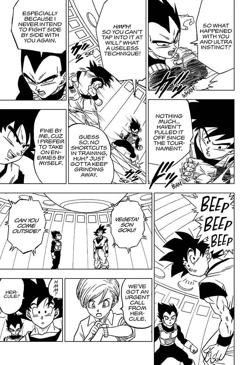 Dragon Ball Super Chapter 42  Online Free Manga Read Image 35