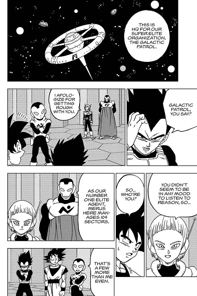 Dragon Ball Super Chapter 42  Online Free Manga Read Image 44