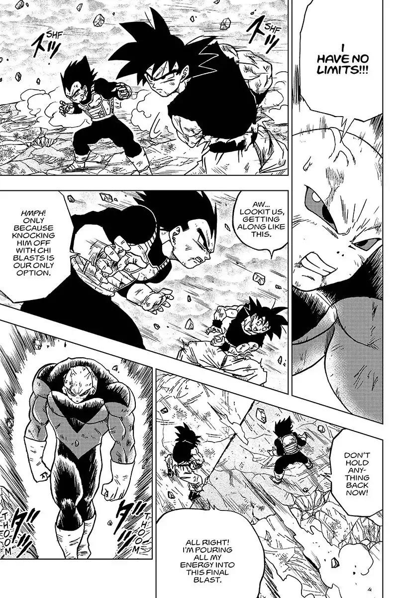 Dragon Ball Super Chapter 42  Online Free Manga Read Image 5
