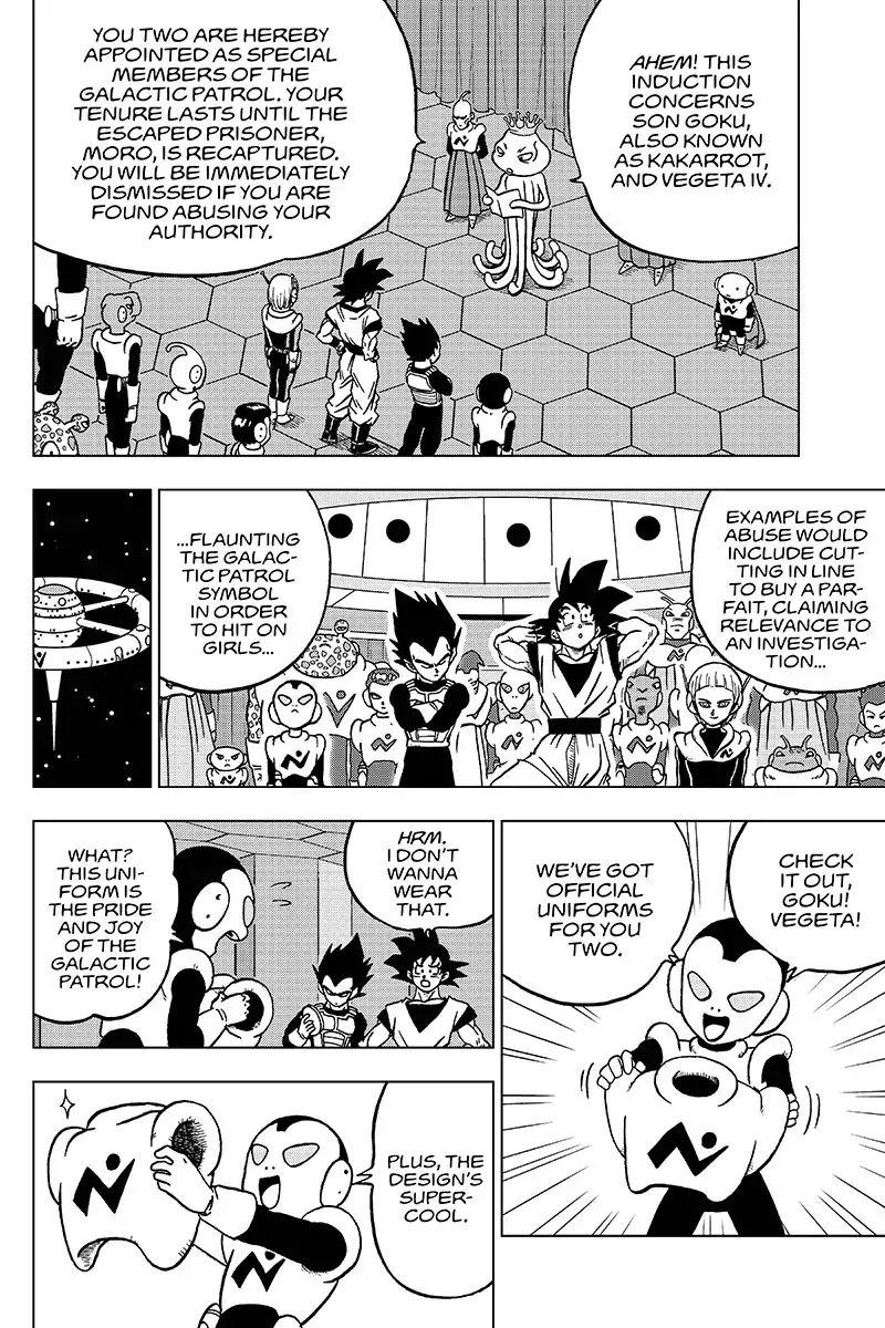 Dragon Ball Super Chapter 43  Online Free Manga Read Image 20