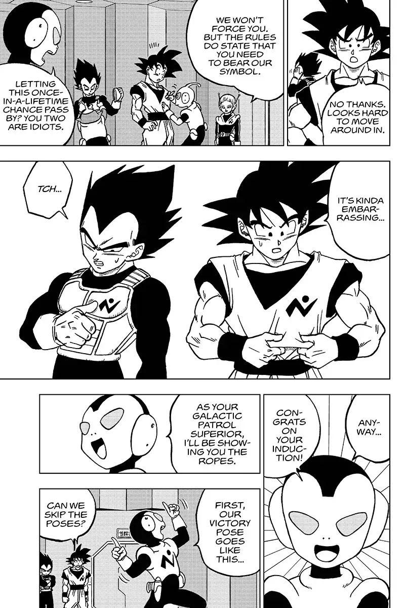 Dragon Ball Super Chapter 43  Online Free Manga Read Image 21