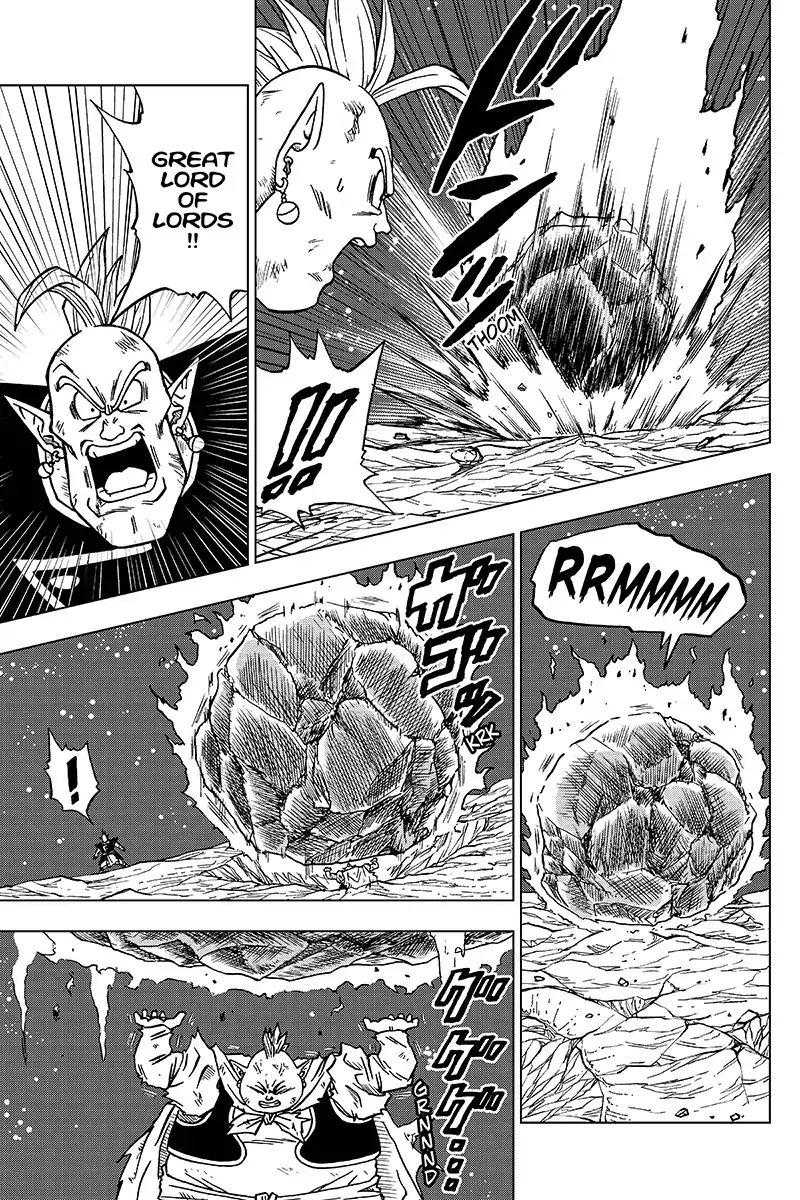 Dragon Ball Super Chapter 43  Online Free Manga Read Image 3