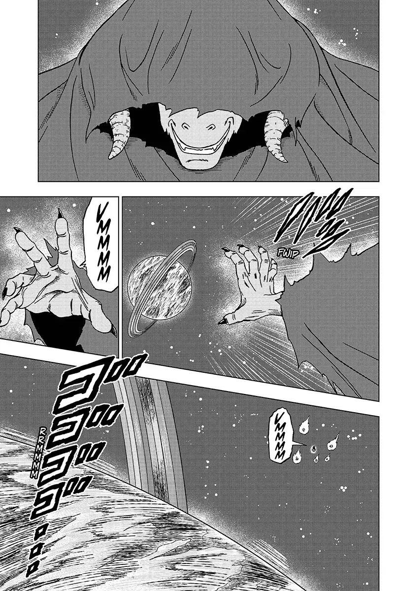 Dragon Ball Super Chapter 43  Online Free Manga Read Image 5