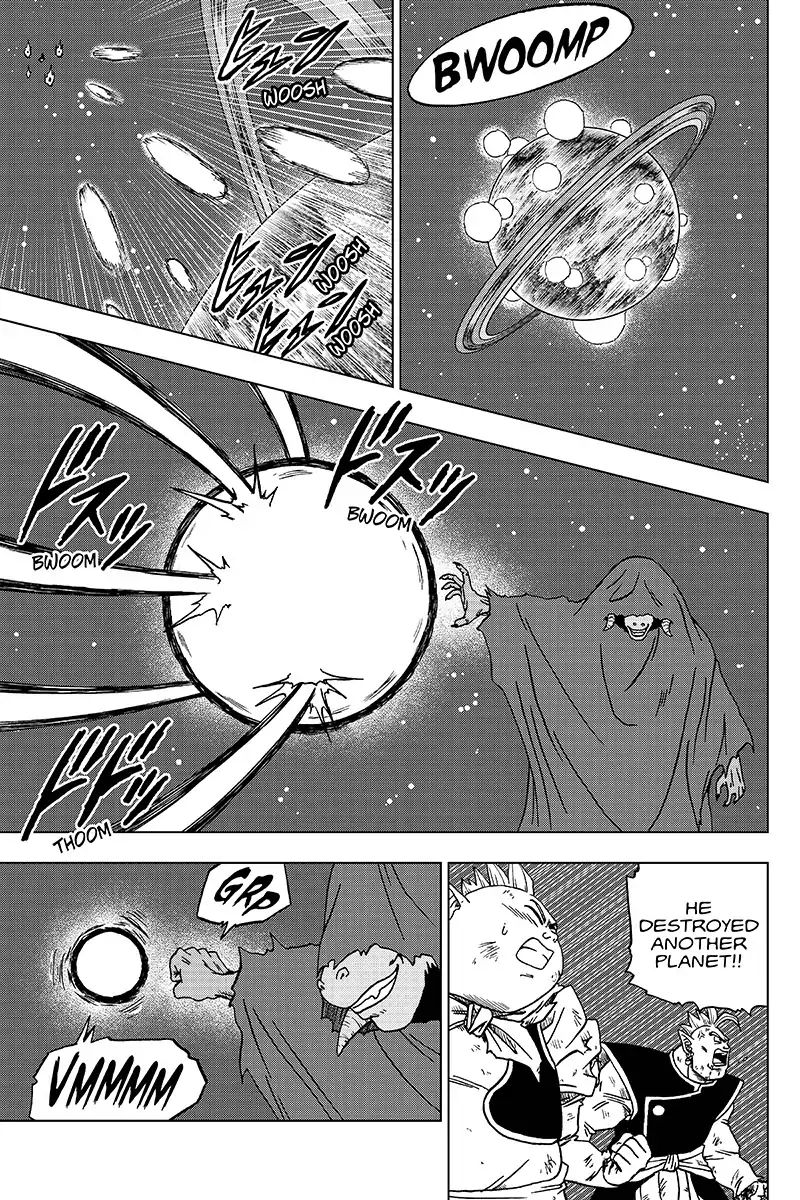 Dragon Ball Super Chapter 43  Online Free Manga Read Image 7