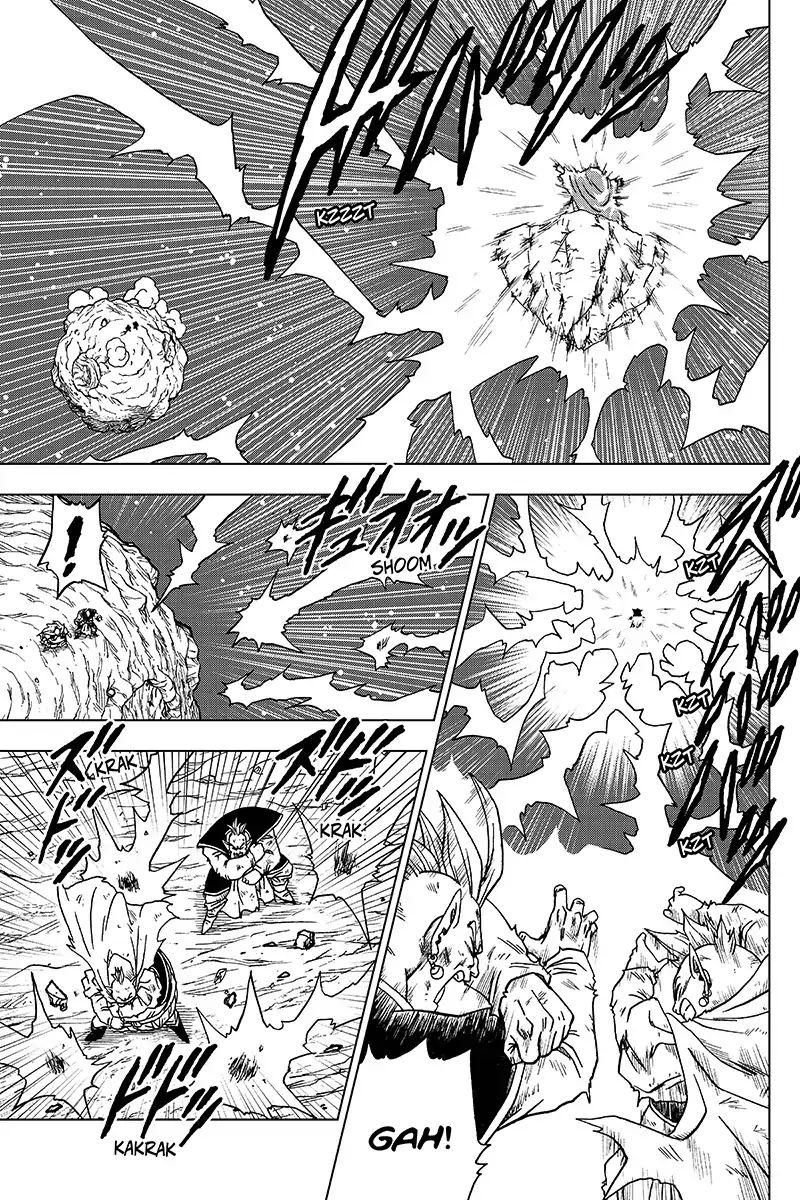 Dragon Ball Super Chapter 43  Online Free Manga Read Image 9