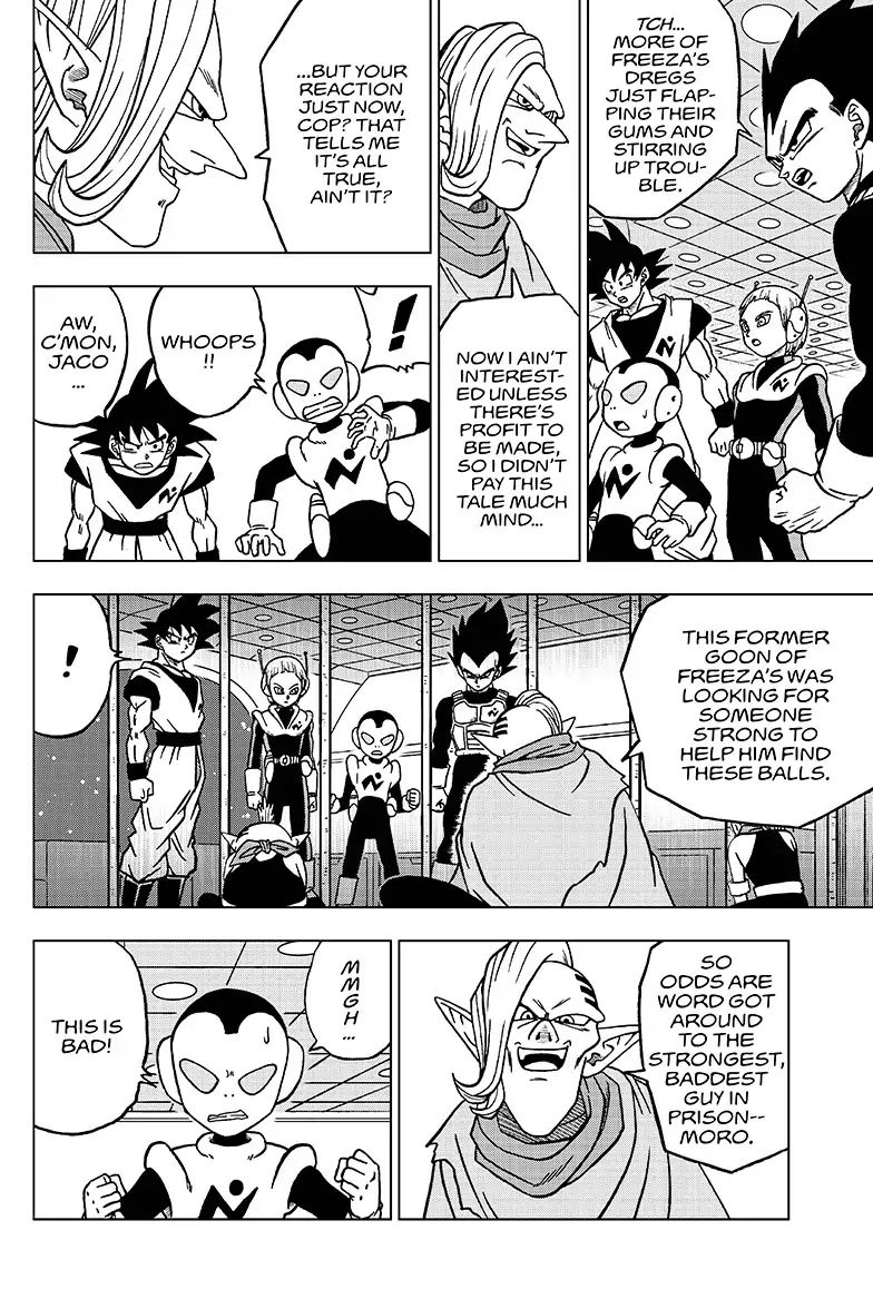 Dragon Ball Super Chapter 44  Online Free Manga Read Image 10