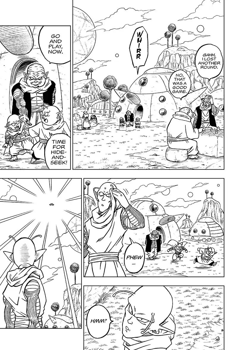 Dragon Ball Super Chapter 44  Online Free Manga Read Image 15