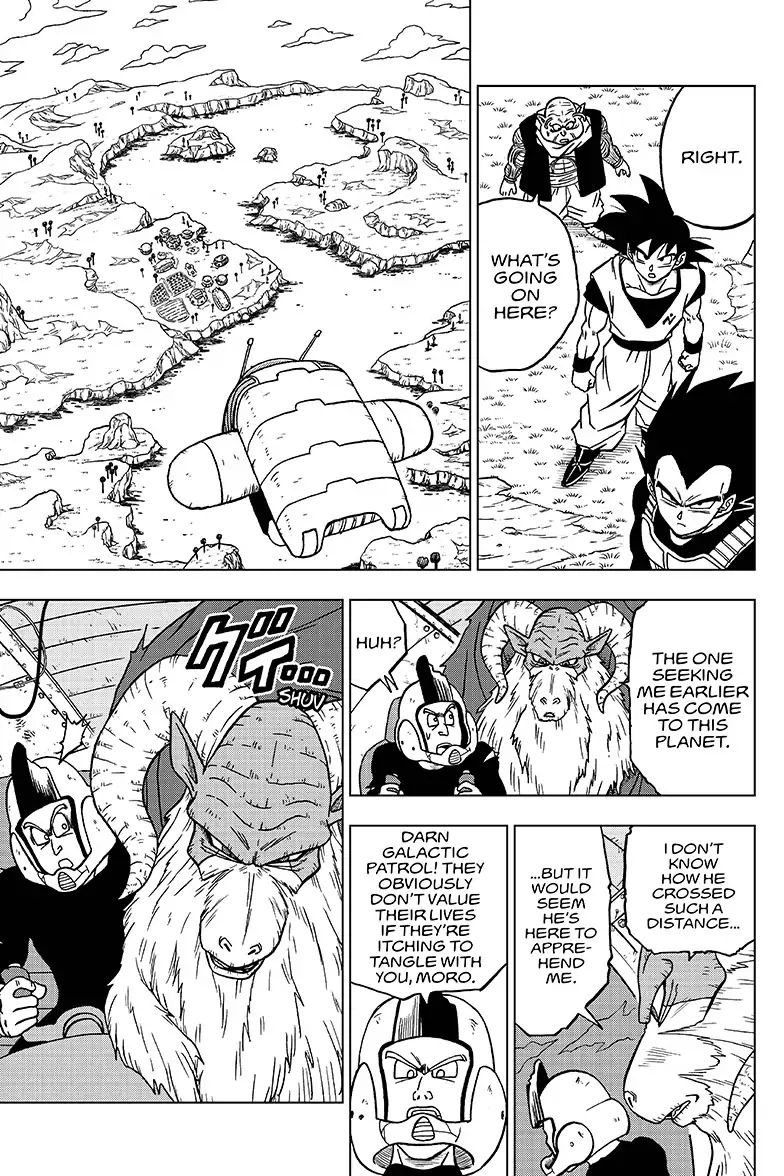 Dragon Ball Super Chapter 44  Online Free Manga Read Image 19