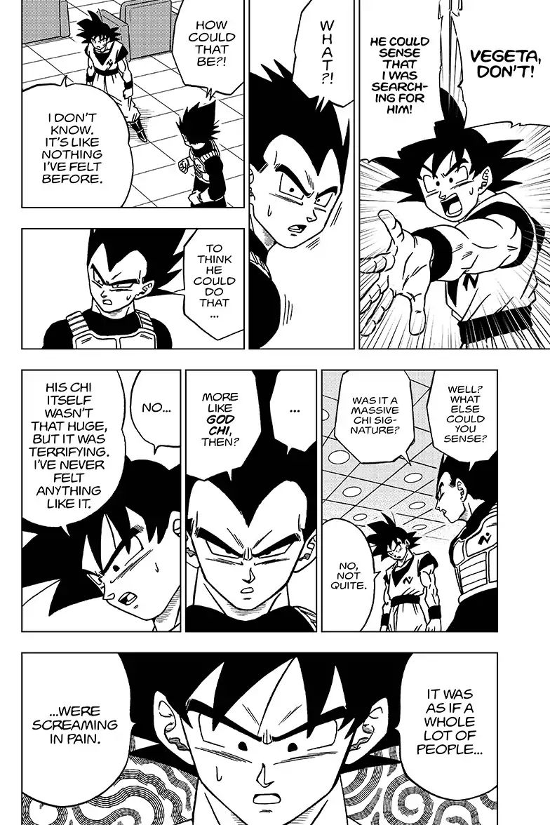 Dragon Ball Super Chapter 44  Online Free Manga Read Image 2